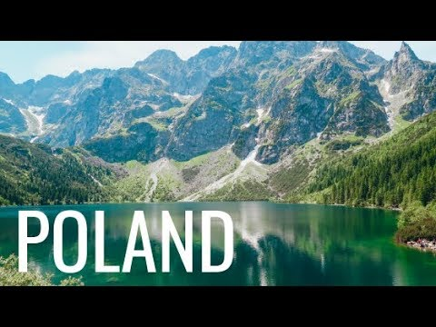 Warsaw, Krakow, Zakopane | A few days backpacking POLAND