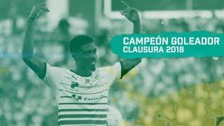 Djaniny Tavares Campeón de Goleo - Recopilación de Goles Clausura 2018