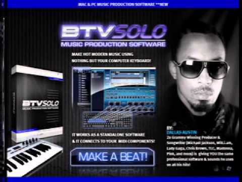 btv music production software free