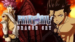 FAIRY TAIL DRAGON CRY ANALISE/REVIEW DO FILME