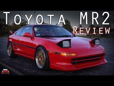 1994 toyota mr 2 review youtube 1994 toyota mr 2 review youtube