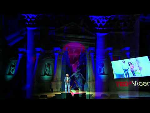 Why you need to take more risk | Steve Haley | TEDxVicenza
