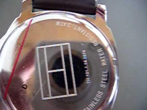 Investigación Continuo Credencial  TOMMY HILFIGER 1710227 watches - YouTube