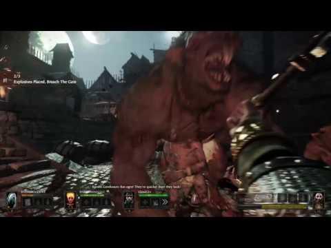 Warhammer:End Times- Vermintide |