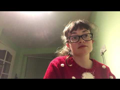 All I want for Christmas is you- Mariah Carey- Makaton cover