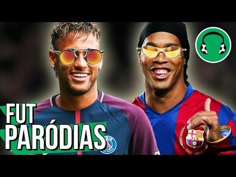 ♫ OH NANANA (de Dibres) | Paródia de Futebol - Bonde R300 thumbnail