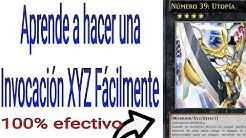 Aprende a hacer una Invocación XYZ en Yu-Gi-Oh |StarGames