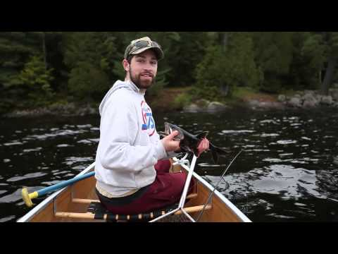 Lake Trout Fishing - Biggar Lake (Algonquin Park)