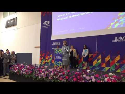Paisley & Renfrewshire South - General Election Declaration
