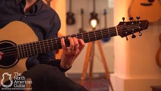 Strahm Guitars EROS Acoustic Guitar Played By Stuart Ryan (Part One)