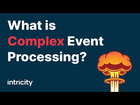 What is Complex Event Processing