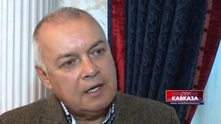 """Дмитрий Киселев: """"Азербайджан - крепкий орешек!"""""""