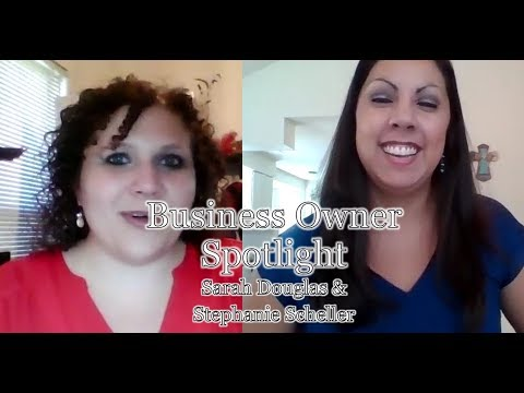 Scheller Enterprises - Business Owner Spotlight: Sarah Douglas