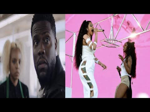 Kevin Hart Appears In  J.Cole's New Music VideoCardi B Lived Her Best Life at Coachella
