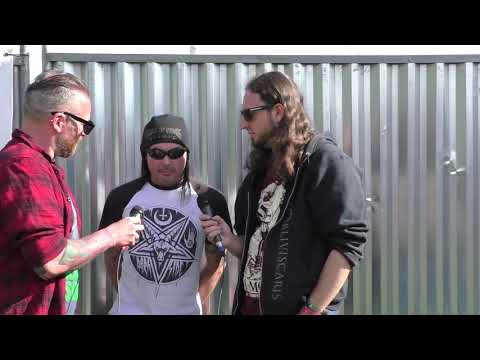 Cradle of Filth Interview Bloodstock Festival 2017