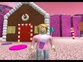Roblox Escape Candy Obby With Molly!