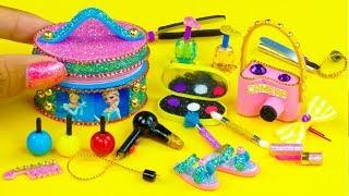 14 DIY Miniatures for Barbie