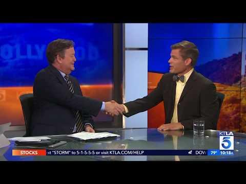 Casper Van Dien Talks with Sam Rubin 20 Years Later