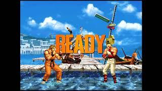 [TAS]ARCADE The King of Fighters '95-Ryo Sakazaki