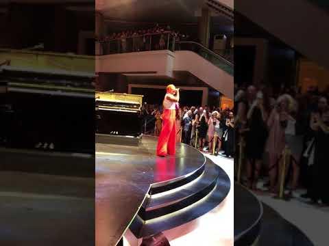 Alicia Keys in Shanghai, China (1/3)