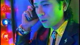 デジタルツーカー中国 CM 藤井フミヤ 上原さくら ♪F-BLOOD.