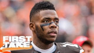 Should Browns Keep Or Trade Josh Gordon? | First Take | March 30, 2017