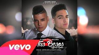 El Indio Ft Maluma Tus Besos Official Remix (Letra)