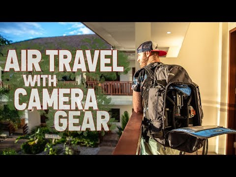 Air Travel With Camera Gear