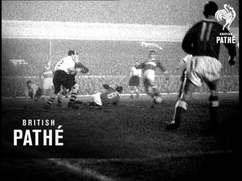 Arsenal V. Spartak (1954)