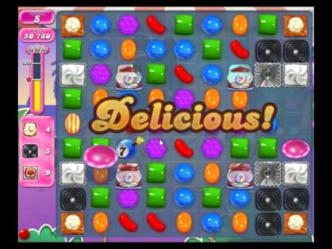 Candy Crush Saga Level 2129 - NO BOOSTERS