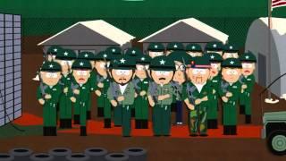 South Park Mas Grande Mas Largo y Sin Cortes: La Resistance