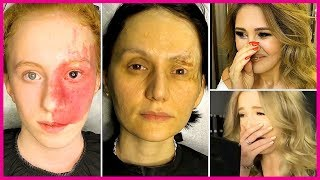 The Power of Makeup Compilation I Most Touching Makeup Transformations