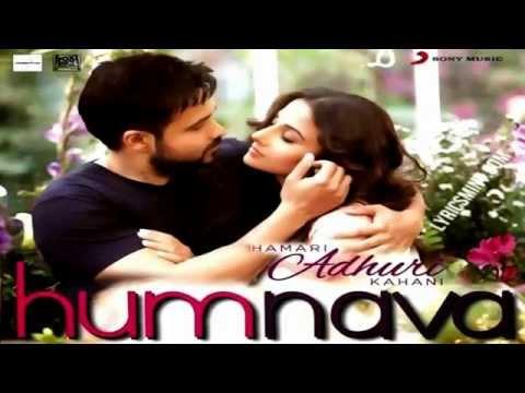 Humnava Karaoke | Hamari Adhuri Kahani | Dmusic Karaoke |