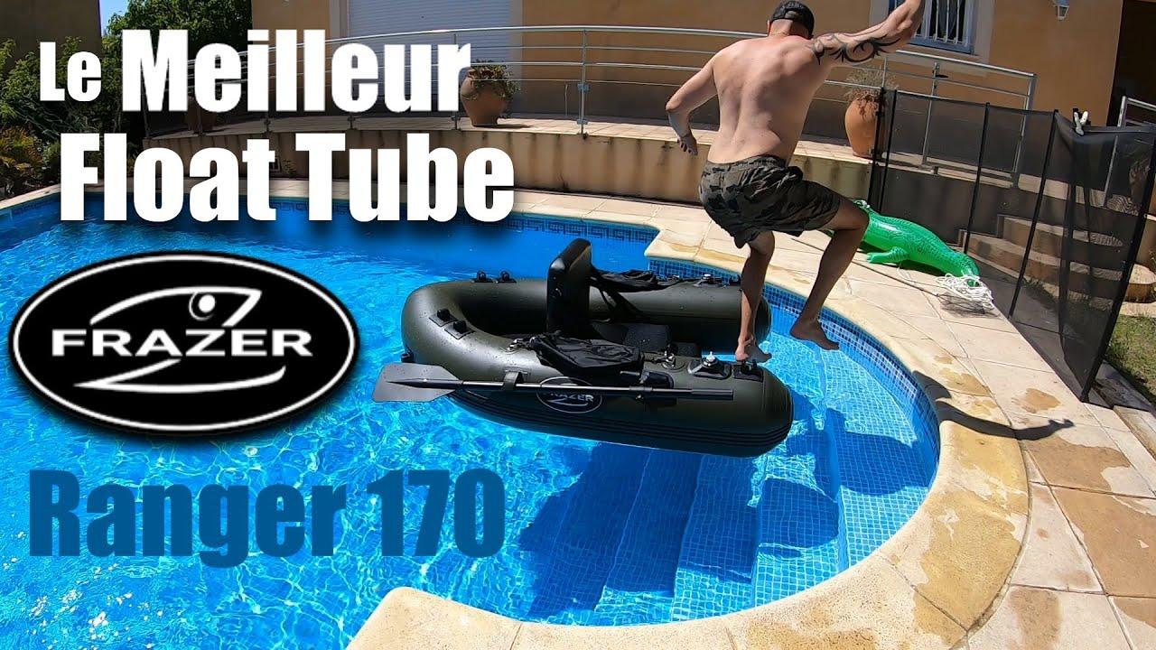 """UNBOXING du Float Tube Belly Boat """"FRAZER RANGER 170"""" le TOP 🏆"""