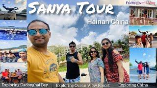 Hawaii Of China Sanya Hainan Dadonghai Bay 2021 Vlog Day 2