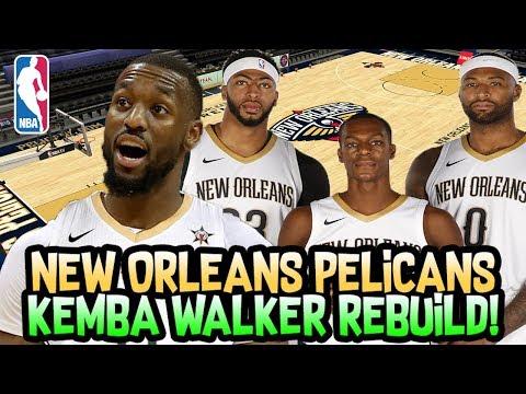 The New Super Team? Kemba Walker New Orleans Pelicans Rebuild