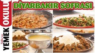 Diyarbakır Sofrası: Saç Kavurma, Mercimek Çorbası ve Bostana Salatası Tarifi