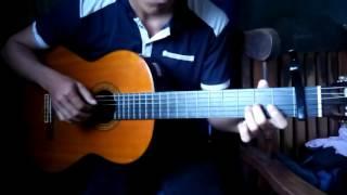 Nỗi Đau Xót Xa - Guitar Solo (Minh Vương M4u)