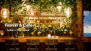 Florist & Coffee Shop Ambience | Bossa Nova and Relaxing Jazz Music, Cafe Sounds, Background Chatter screenshot 3