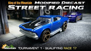 Diecast Street Racing | Chevelle vs Dodge Charger | Modified Cars