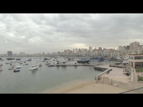Egypt: Alexandria's fading cosmopolitan image
