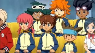 Inazuma Eleven Go Chrono Stone Kiku Ichimonji Kensei + Lancelot Armudo FULL HD