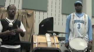 Rebirth Brass Band drum workshop w/Keith Frazier + Derrick Tabb (complete)