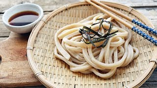 UDON NOODLES - FROM SCRATCH!! 手打ちうどんの作り