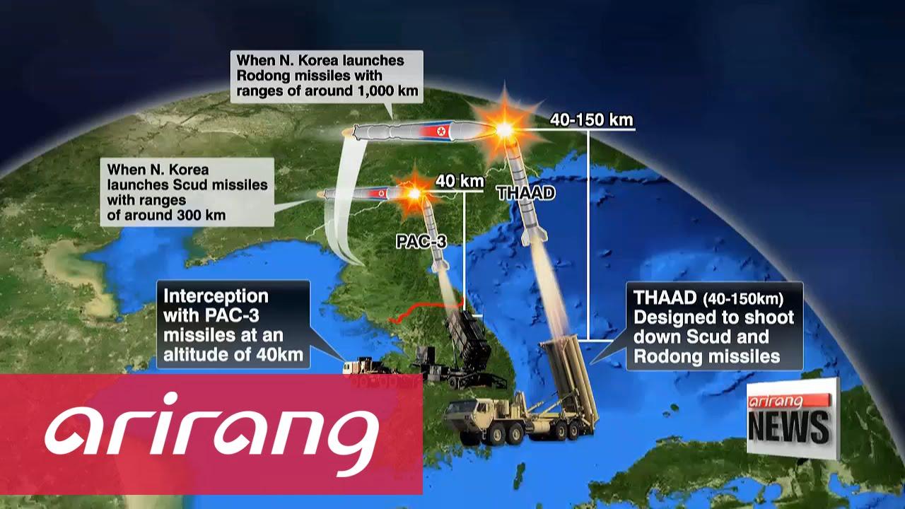 U S Think Tank Suggests Thaad Deployment To S Korea Following N Korea Nuke Test Youtube