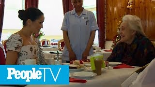 Meghan Markle Steps Out For Last Appearance Before Christmas | PeopleTV