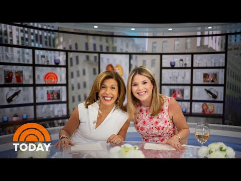 Jenna Bush Hager Shares Her Mom's School Tradition She Hopes To Pass On | TODAY