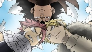 Fairy Tail 276 Manga Chapter Review- Natsu's Tear-Jerking Speech フェアリーテイル