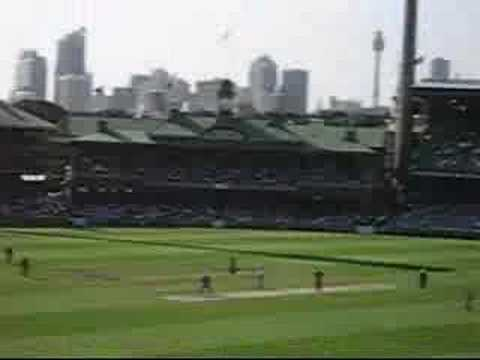 Sydney One Day Cricket