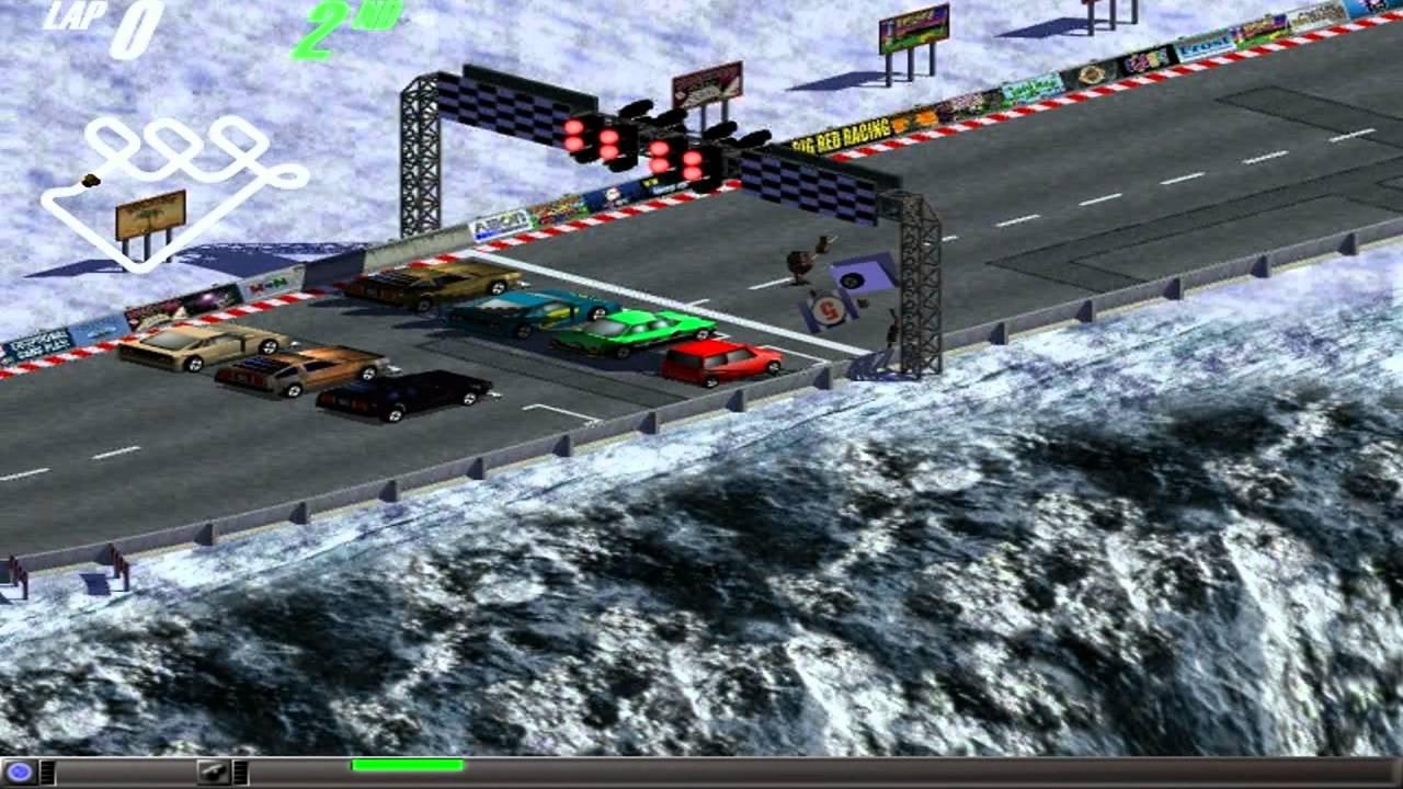 eGames Mini Car Racing - League F Walkthrough - YouTube